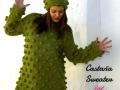 Castaña-sweater