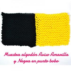 muestra-amarilla-y-negra-punto-bobo
