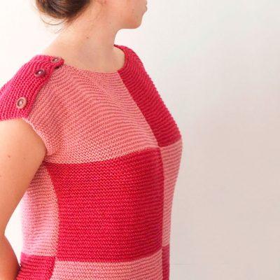 patrones para tejer a dos agujas