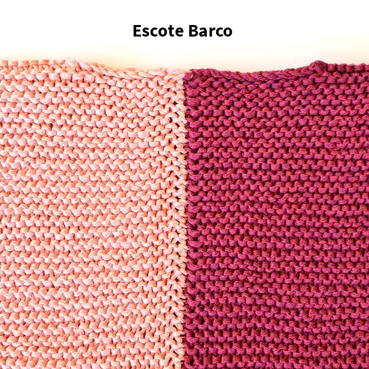 ESCOTE-BARCO