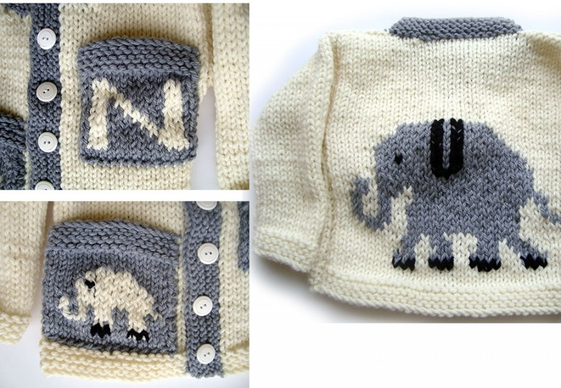 Tejer prendas infantiles, pura diversión. | Pearl Knitter