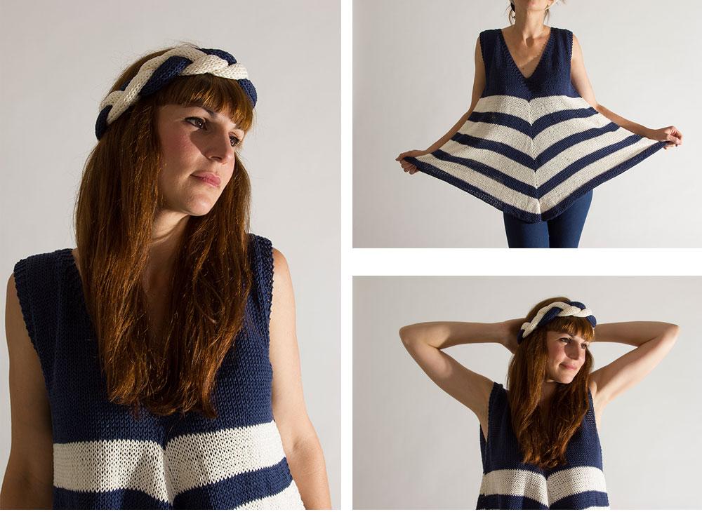 Tejer cuando te faltan manos… | Pearl Knitter
