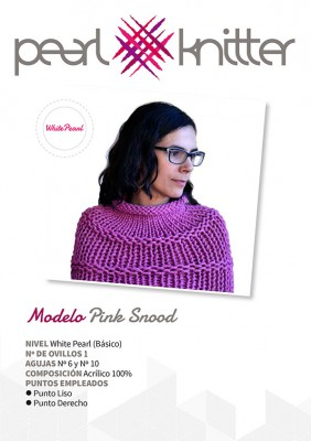 Patron Pink-Snood