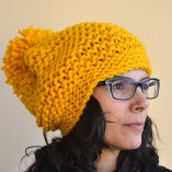 Tejer-Yellow-Beanie