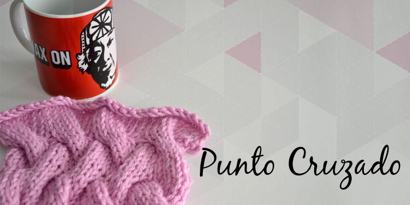 Cómo tejer Punto Cruzado | Pearl Knitter