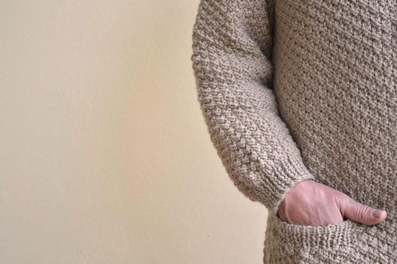 Tejer para los hombres de mi vida | Pearl Knitter