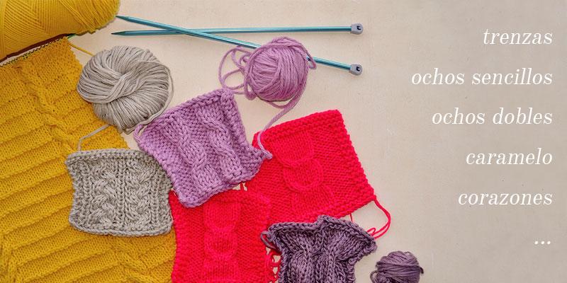 Trenzas y Ochos en punto: un mundo inagotable   Pearl Knitter