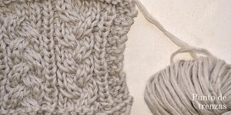 Trenzas y Ochos en punto: un mundo inagotable | Pearl Knitter