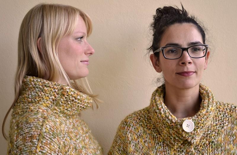 cómo tejer un jersey con poca lana