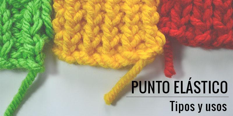 Cómo tejer Punto Elástico | Pearl Knitter