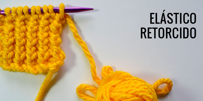 699fdc063 Cómo tejer Punto Elástico | Pearl Knitter