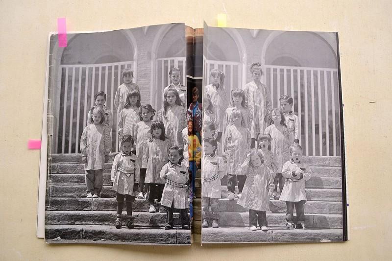 Tejiendo en los 80 | Pearl Knitter
