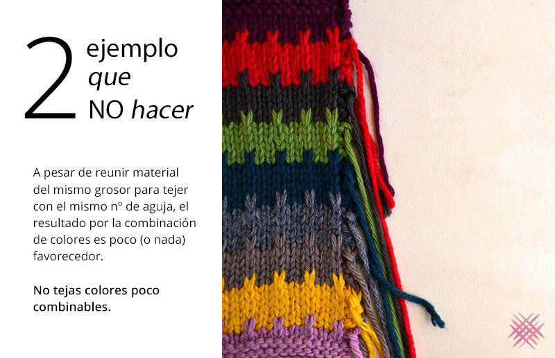 Cómo aprovechar tus restos de lana | Pearl Knitter