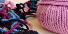Cómo aprovechar tus restos de lana