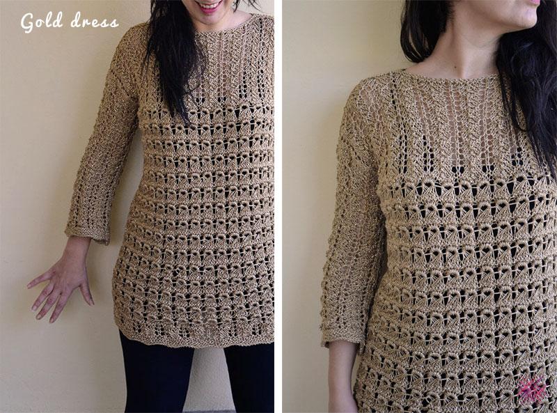 Tejer en oto o pearl knitter - Como empezar a hacer punto paso a paso ...