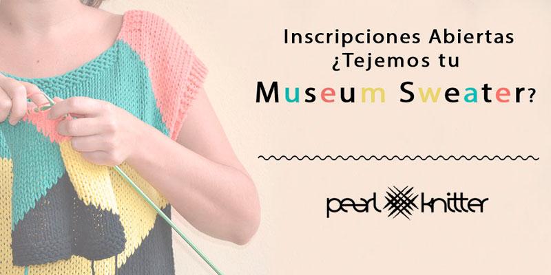 Cómo tejer Intarsia: vuelve el Museum Sweater