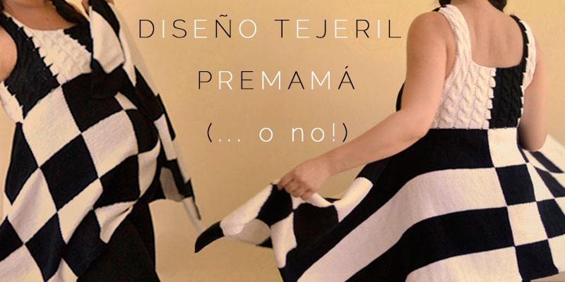 Diseñar una prenda más allá de lo premamá