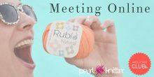Meeting Online: Cata de algodón y 1 postre lanero