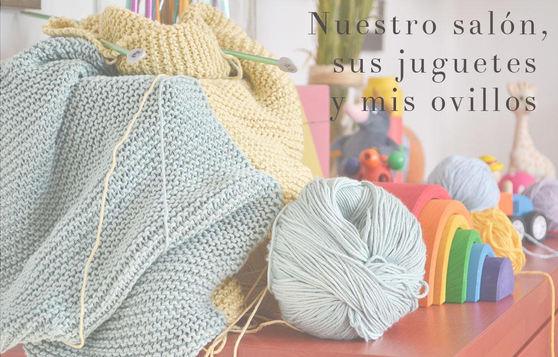 Cosas que me pasan desde que soy madre (y sigo tejiendo) | Pearl Knitter