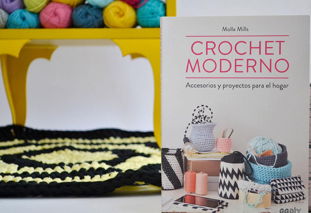 Crochet Moderno de Molla Mills | Pearl Knitter