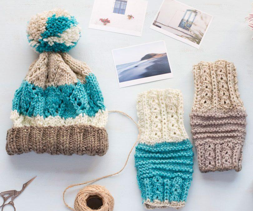 Los patrones de los Meeting de Lanas Rubí | Pearl Knitter