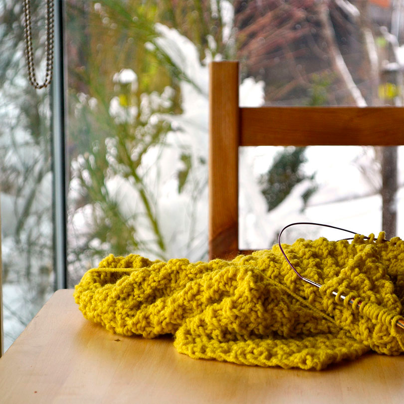 El poder de tejer una bufanda  16e83256ae0