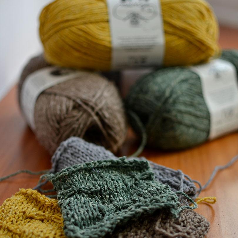 Tutorial Punto Mariposa   Pearl Knitter