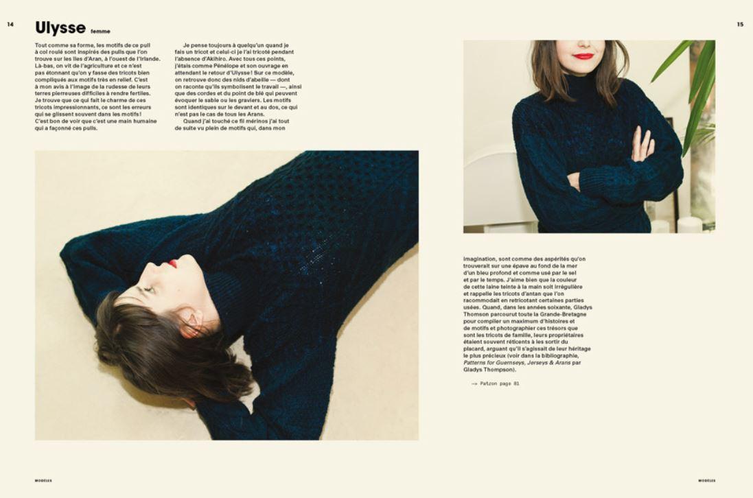 Libros para tejer diferentes. | Pearl Knitter