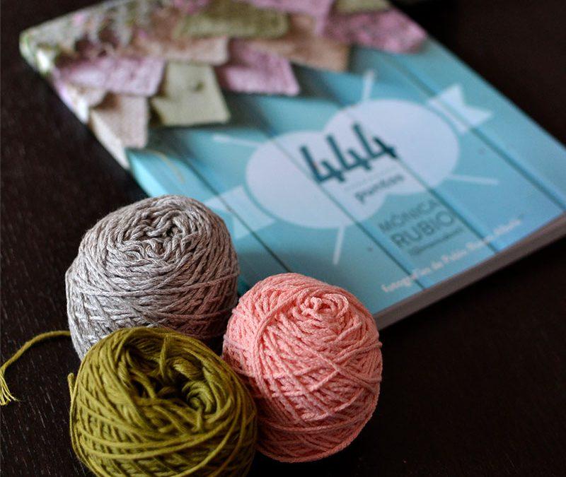444 Puntos, de Mónica Rubio | Pearl Knitter