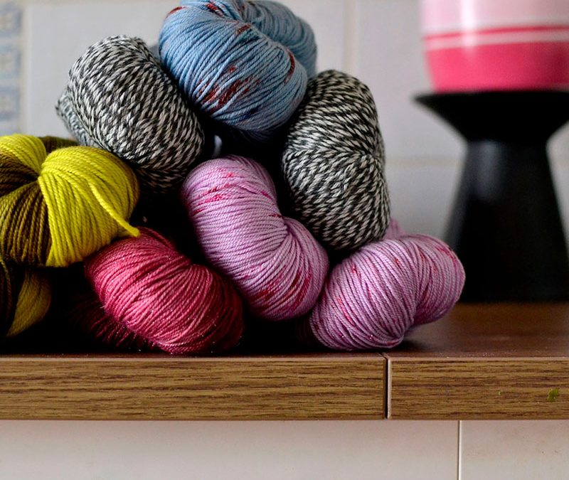 Novedades en Knitcrate | Pearl Knitter