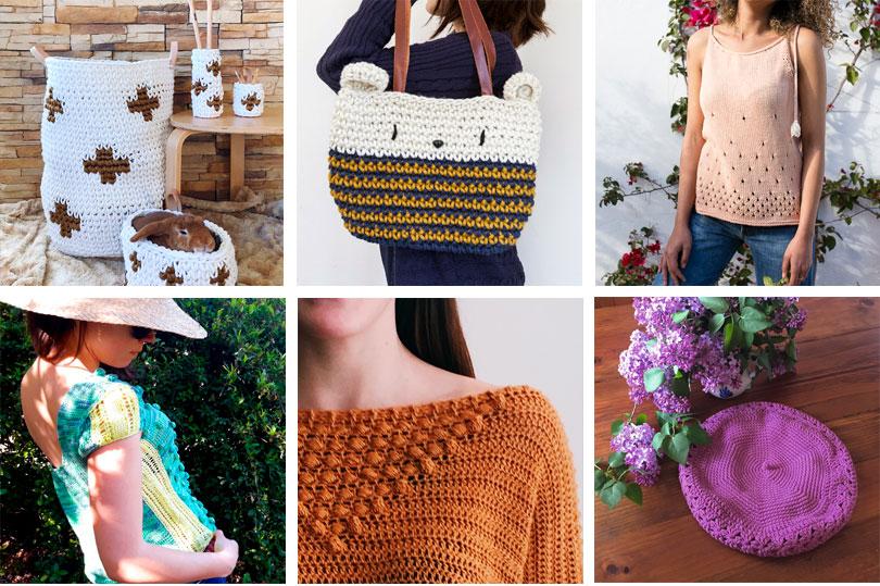 Locura Tejeril, locura de patrones | Pearl Knitter
